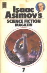 Isaac Asimov's Science Fiction Magazin (Folge 7) bei Amazon bestellen.