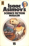 Isaac Asimov's Science Fiction Magazin (Folge 15) bei Amazon bestellen.